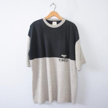 Vintage 90's Drakkar noir tee shirt, men's size XL