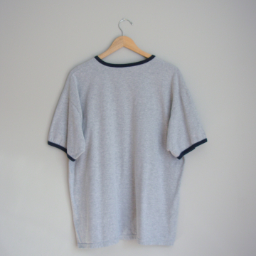 Vintage 80's ugly Christmas cardigan sweater with shoulder pads, women's size large / medium
