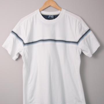 Y2K Extreme white tee shirt, men's size medium