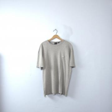 Vintage 90's Guess shirt, gray tee, grey shirt, size XL
