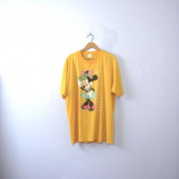 Vintage 80's Minnie mouse graphic tee, California disney shirt, size XL