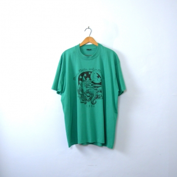 Vintage 90's graphic tee, Magic Myths and Monsters shirt, size XL